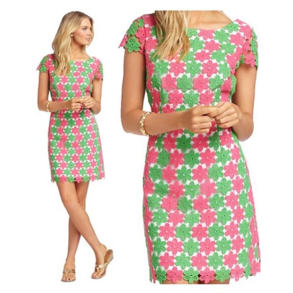 COPY - Lilly Pulitzer Barbara Two stone Dress